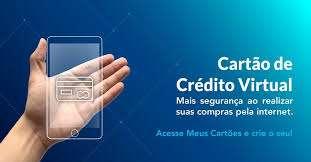 cartao de credito virtual Como fazer cartão de crédito online em 2 minutos