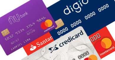 limite de cartão de crédito