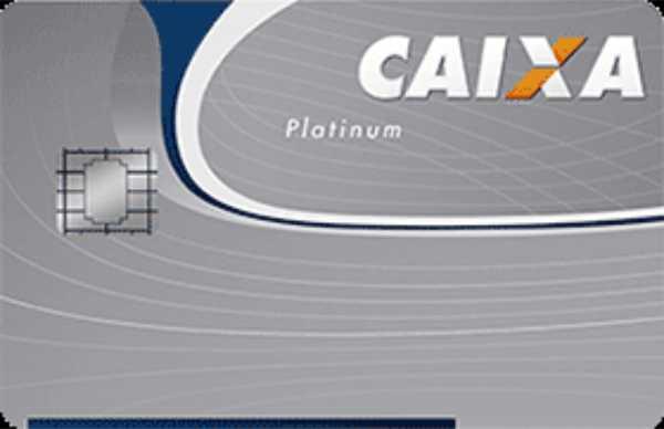 cartão caixa mastercard platinum