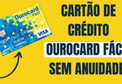 Como Pedir o seu Cartão OuroCard Fácil