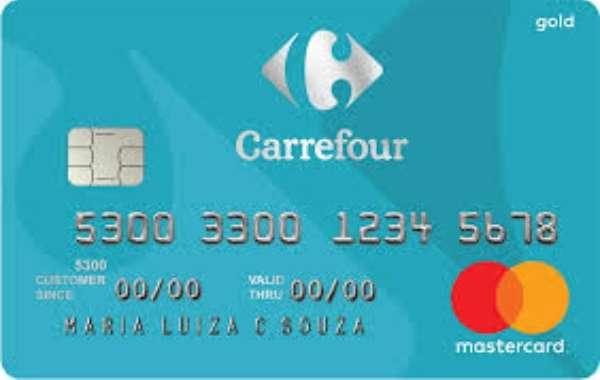 cartão do carrefour - 4 Cartões de Crédito de Fácil APROVAÇÃO