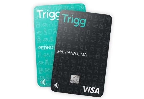 cartão trigg - 4 Cartões de Crédito de Fácil APROVAÇÃO