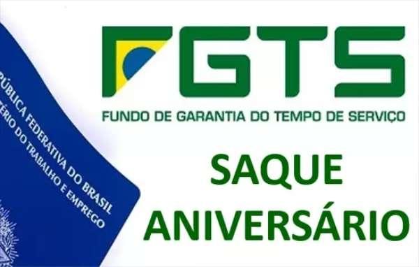 Empréstimo para negativado - FGTS/Aniversário