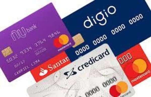 O Nome que o Cartão de credito leva