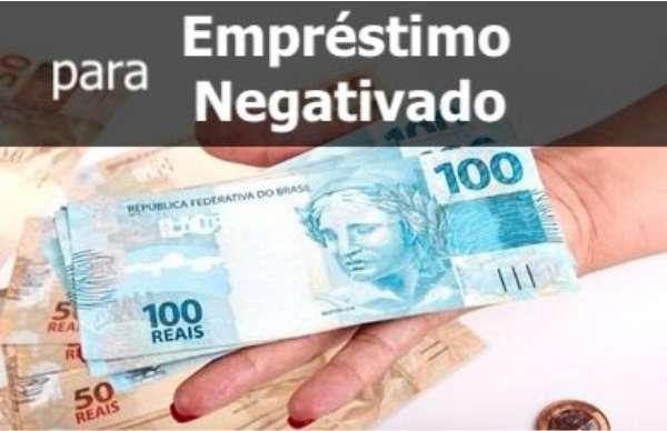 4 Empréstimos para negativado