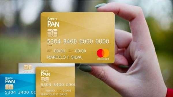 Analisando o seu cartão de credito do banco pan