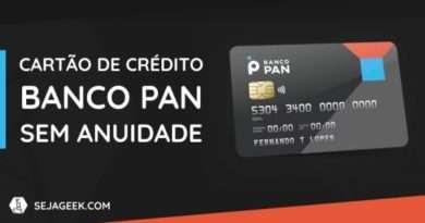 Como solicitar cartão de crédito do Banco pan