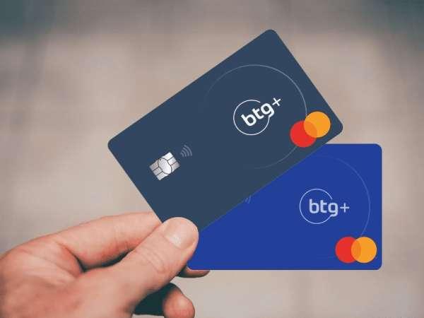 Como solicitar o cartão de credito BTG+