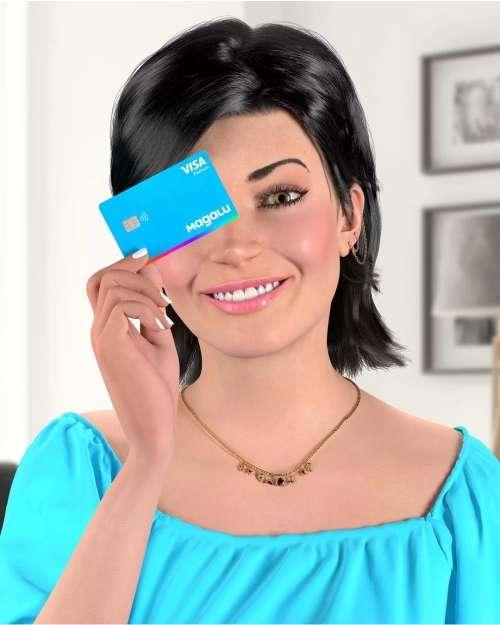 Como solicitar o novo cartão de credito magalu