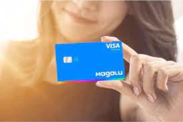 O novo cartão de credito magazine luiza