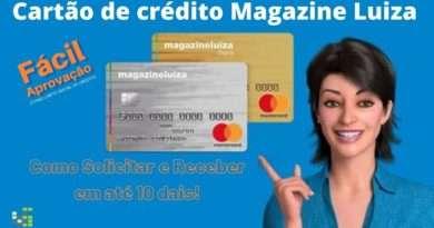 como fazer cartao magazine luiza passo a passo Como Fazer o Cartão Magazine Luiza - Receba em até 15 dias