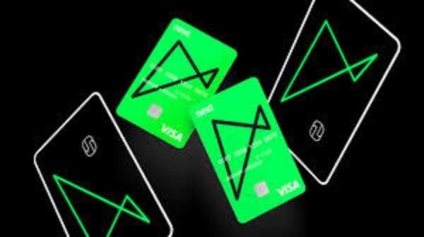 Cartão next Visa Internacional e Visa Platinum